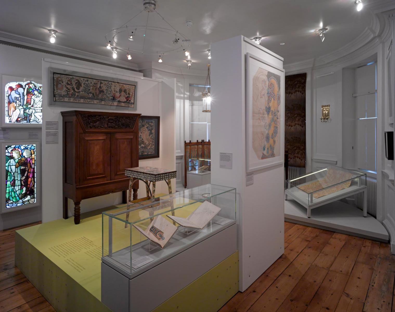 William Morris Gallery, Walthamstow, London - Gallery