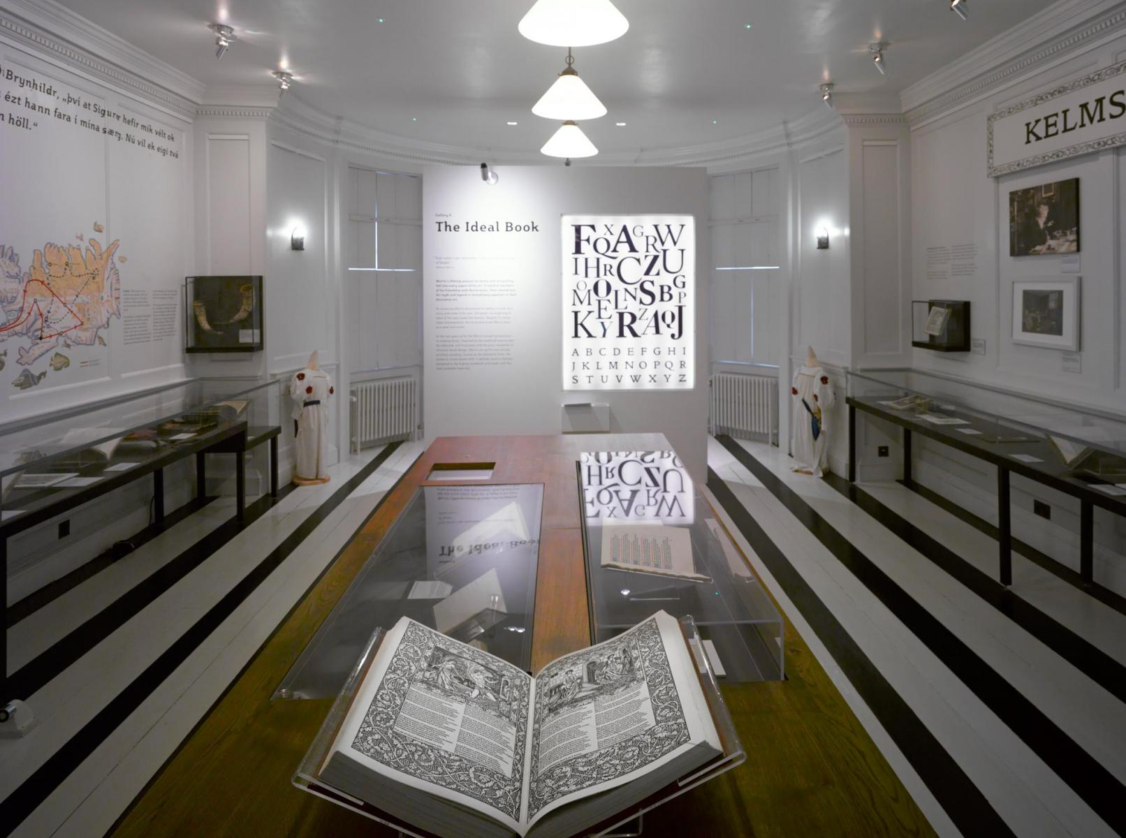 William Morris Gallery, Walthamstow, London - The ideal Book