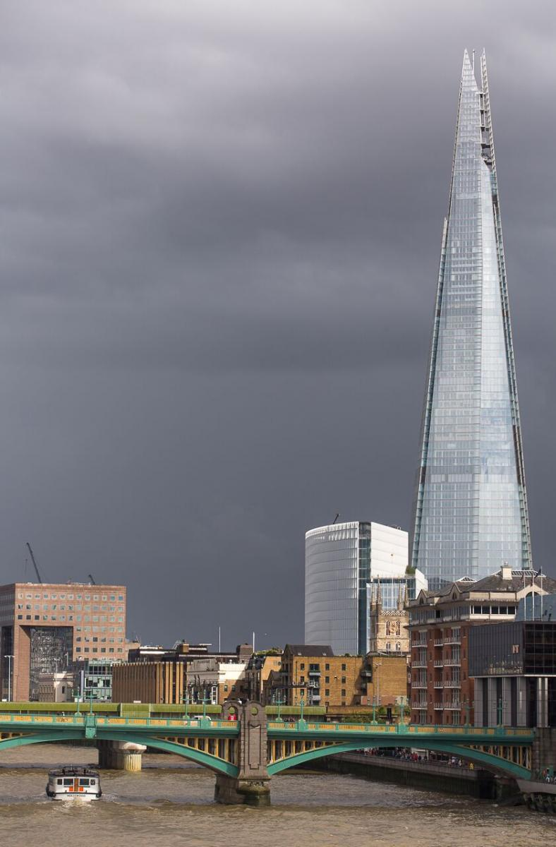 The Shard exterior