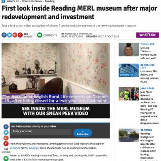 MERL Review in GetReading
