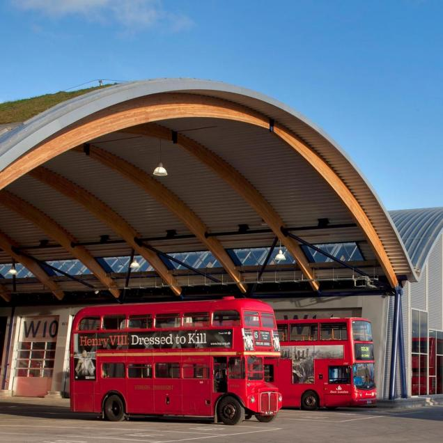 PRS Architects - Transport Projects